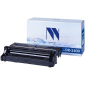 барабан совм. nv print dr-3400 черный для brother hl-l5000d/l5100dn/l5100dnt (30000стр)