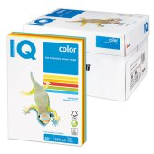 "бумага ""iq color intensive mixed packs"" а4, 80г/м2, 250л. (5 цветов), rb02"