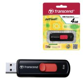 флэш-диск 4gb transcend jetflash 500 usb 2.0, черный, ts4gjf500